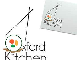 #288 para Logo Design for Oxford Kitchen por DigiMonkey