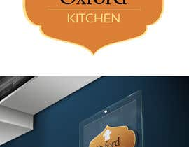 #290 para Logo Design for Oxford Kitchen por gmteam