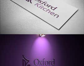 #292 para Logo Design for Oxford Kitchen por gmteam