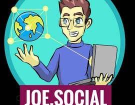 Nro 73 kilpailuun Design A Custom Cartoon Character for Joe.Social käyttäjältä zoroshin