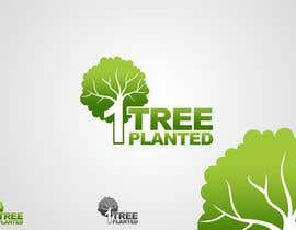 #92 para Logo Design for -  1 Tree Planted por JustLogoz