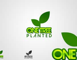 #189 para Logo Design for -  1 Tree Planted por JustLogoz