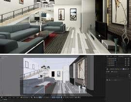 Scrpn0 tarafından Blender Interior & Room 3D Design için no 7