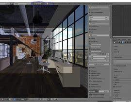 danieljimenez1 tarafından Blender Interior & Room 3D Design için no 10
