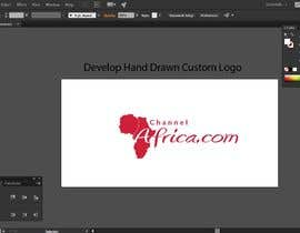 Nro 20 kilpailuun Develop Hand Drawn Custom Logo käyttäjältä smmfastservice36