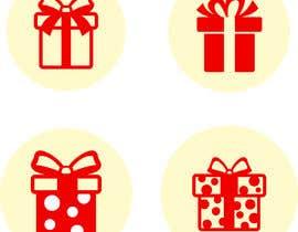 #4 cho Set of red Gift Icons bởi tahmidula1