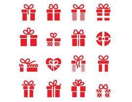 #10 cho Set of red Gift Icons bởi bayu015