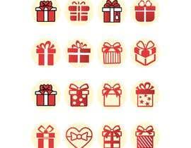 #22 cho Set of red Gift Icons bởi Ashraful180