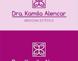 #94 para Logotipo Dra Kamila Alencar por douglasmelyssa01