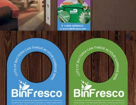 #13 untuk BinFresco Door hanger oleh ssandaruwan84