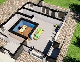 nº 17 pour Design a Modern House par primalhunt