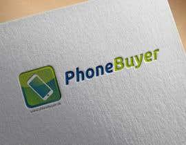 nº 10 pour PhoneBuyer Logo par sandy4990