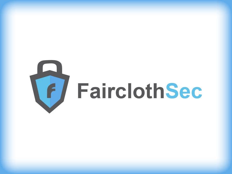 Bài tham dự cuộc thi #                                        13                                      cho                                         Logo Design for FairclothSec