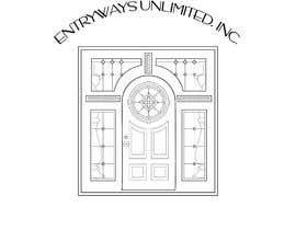 Nro 13 kilpailuun Entryways Unlimited Logo Re-Design käyttäjältä mariechoi