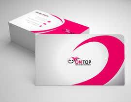#249 untuk Design a business card using the logo uploaded oleh md382742