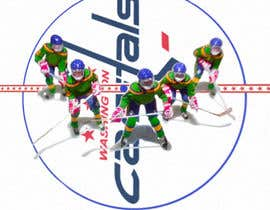 #12 for Draw hockey player illustration by Sico66