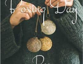 uzairbangee tarafından Design single sided festive flyer için no 7