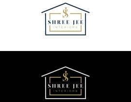Nro 52 kilpailuun Design a Logo for an interior design firm named '' Shree Jee Interiors'' käyttäjältä v196243