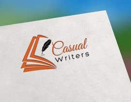 Nro 478 kilpailuun Create a logo for a writing site käyttäjältä Proshantomax