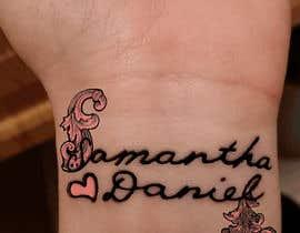 #25 cho Update this Tattoo bởi rishabhsovani