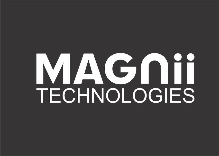 Penyertaan Peraduan #59 untuk Magnii Technologies