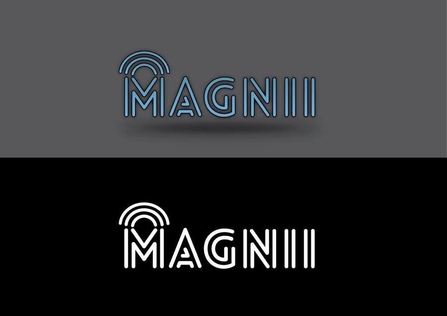 Penyertaan Peraduan #86 untuk Magnii Technologies