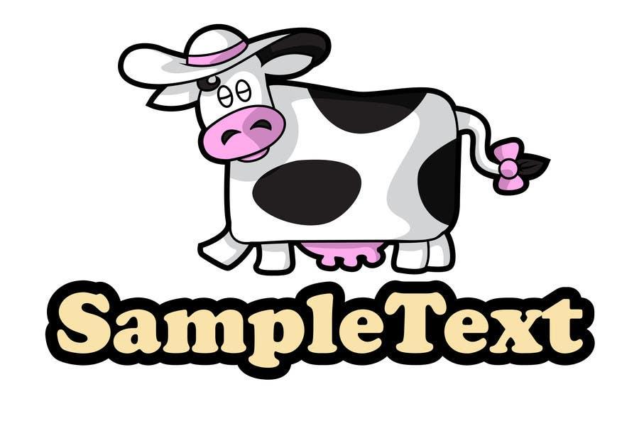 Kilpailutyö #                                        28                                      kilpailussa                                         Logo Design for Cattle Farm