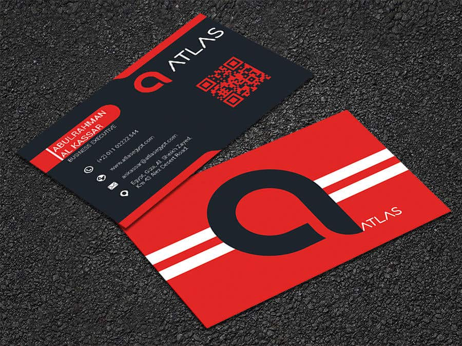 Kilpailutyö #186 kilpailussa Business Card Design & rest of Stationary
