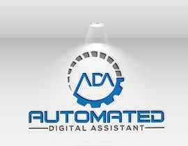 #49 for Automated Digital Assistant Logo af hawatttt