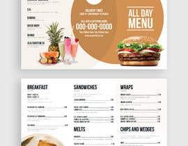 #99 for Takeaway/delivery menu cafe af rahulsakat99