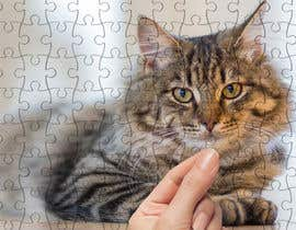 #7 untuk Photo Shop - Image on Jigsaw puzzle oleh Shtofff