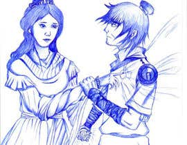 #7 untuk Er Gen Universe crossover art contest oleh brianjustin353