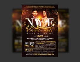 Nro 43 kilpailuun NYE Bollywood Cocktail Party (Black Tie Edition) käyttäjältä mirandalengo
