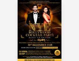 Nro 38 kilpailuun NYE Bollywood Cocktail Party (Black Tie Edition) käyttäjältä joengn