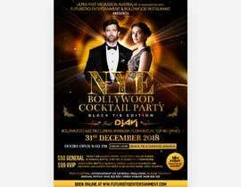 Nro 41 kilpailuun NYE Bollywood Cocktail Party (Black Tie Edition) käyttäjältä joengn