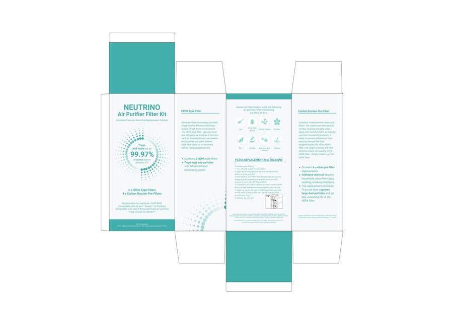 Penyertaan Peraduan #2 untuk Package Design