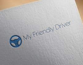 nº 10 pour Design a Logo for My Friendly Driver par Nayemhasan09