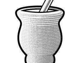 #17 for Line art illustrations for MUY MATE, website and print project af caloylvr