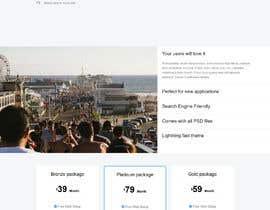 #37 pentru Website Design for Online App de către zumonhossain10