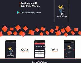 Nro 5 kilpailuun Create a landing page for Quiz based game show käyttäjältä tunlier