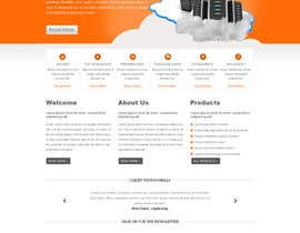 #1 para Website Design for IT company por RaddyxTechnology