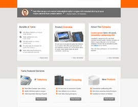 nº 10 pour Website Design for IT company par pris