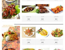 #17 cho Design template for Opencart fast food takeaway website bởi ameyk