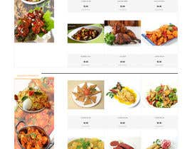 #23 cho Design template for Opencart fast food takeaway website bởi ameyk