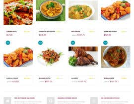 #27 cho Design template for Opencart fast food takeaway website bởi ameyk