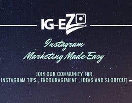 "#13 для Need Facebook Group Cover Photo for ""IG-EZ"" от behzadkhojasteh"