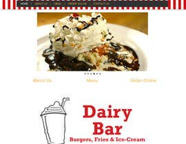 #54 para Design a Logo for an Ice Cream Restaurant Website por kkrarg