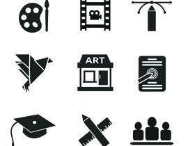 #20 for Require 9 icons in vector format by tahmidula1