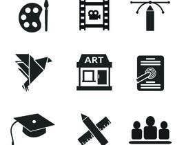#20 para Require 9 icons in vector format por tahmidula1
