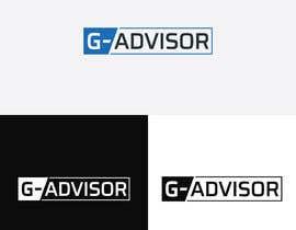 #398 untuk Logo design g-advisor oleh jahirulhqe